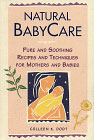 Natural Baby Care Book by Colleen K. Dodt