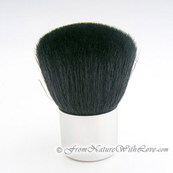 Kabuki Brushes with Capra Bristles