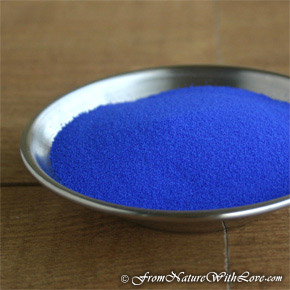 Blue Jojoba Wax Beads
