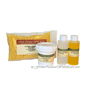 Lip Balm Base Kit