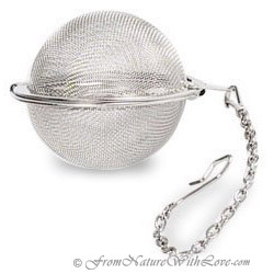 3 Inch Stainless Steel Mesh Tea Ball