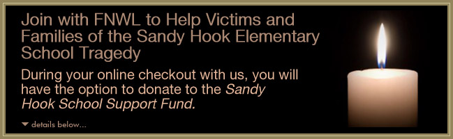 Join with FNWL to Help Victims and Families of Sandy Hook