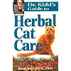 Dr. Kidd's Guide to Herbal Cat Care Book by Randy Kidd