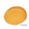 Oval Sisal Terry Sponge With Strap
