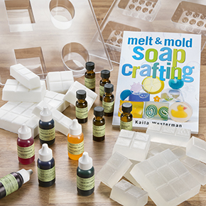 Melt & Pour Soap Making Kit