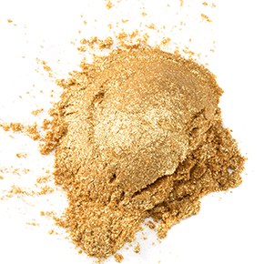 Gold Karat Sparkle Mica Powder