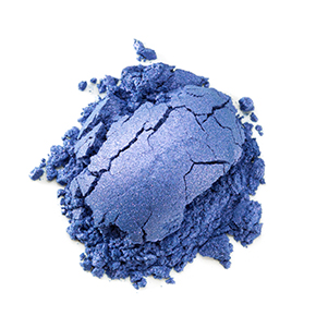 Two Tone Blue Violet Mica Powder