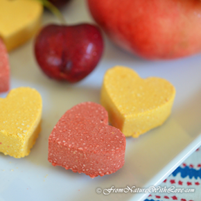 Summer Fruit Bath Fizzies
