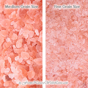 Himalayan Pink Salt, Medium