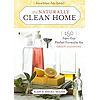 Naturally Clean Home Book by Karen Siegel-Maier