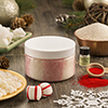 Candy Cane Sugar Scrub Kit