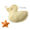 Duck Shaped Loofah Pad